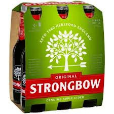 STRONGBOW ORIGINAL 355ML X 6