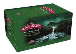 JAMES BOAGS LIGHT 375ML X 24