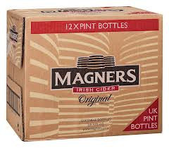 MAGNERS ORIGINAL IRISH CIDER 568ML X 12