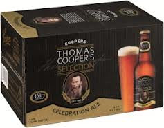 COOPERS CELEBRATION ALE 355ML X 24