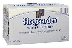 HOEGAARDEN WHITE 330ML X 24
