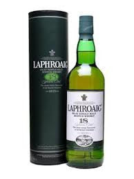 LAPHROAIG 18 YEAR OLD ISLAY SINGLE MALT