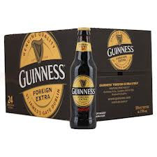 GUINNESS STOUT 375ML X 24
