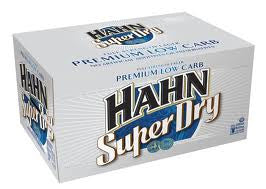 HAHN SUPER DRY 330ML X 24