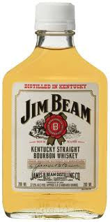 JIM BEAM WHITE BOURBON 200ML