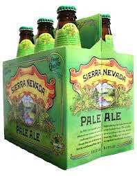 SIERRA NEVADA PALE ALE 355ML X 6