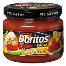 DORITOS SALSA MEDIUM 300G