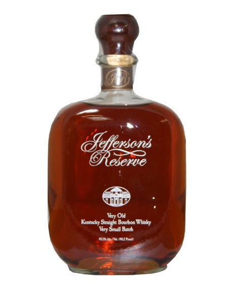 JEFFERSON'S RESERVE VERY OLD SMALL BATCH BOURBON 750ML