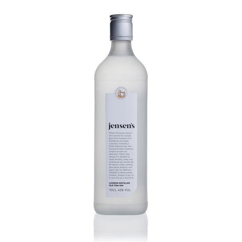 JENSENS LONDON DISTILLED OLD TOM GIN