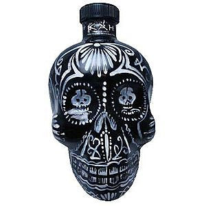 KAH SKULL BLACK 50ML