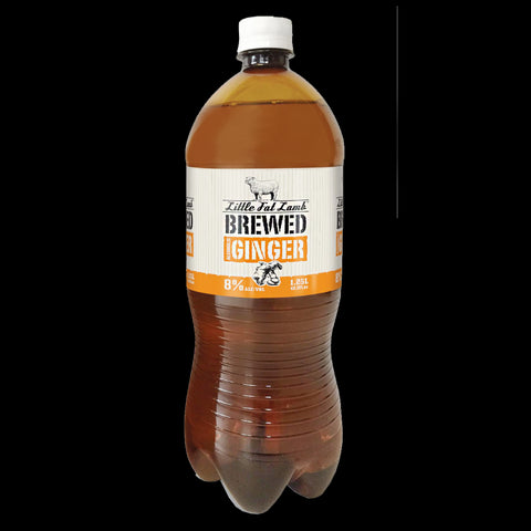 LITTLE FAT LAMB GINGER BUBBLY 1125ML x 12 PACK