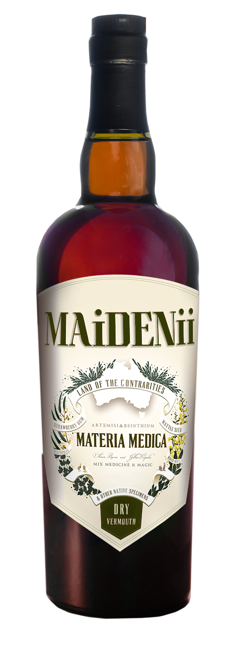 MAIDENII DRY VERMOUTH 750ML