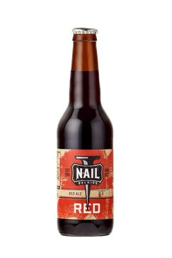 NAIL ALE RED ALE 330ML BOTTLES X 16