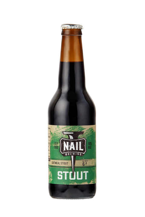 NAIL ALE OATMEAL STOUT 330ML BOTTLES X 16