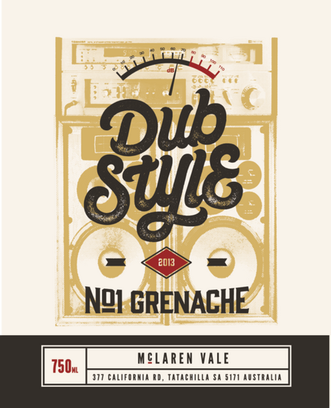 DUBSTYLE NO.1 GRENACHE