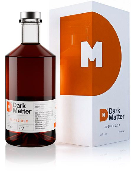 DARK MATTER SPICED RUM 700ML