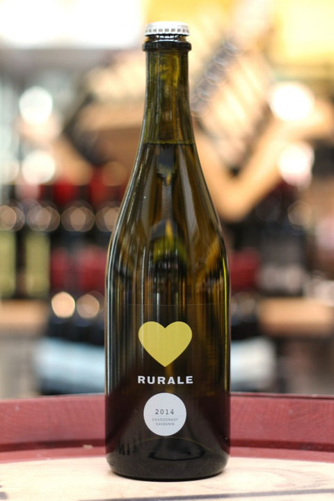 PUNCH RURALE PETILLANT NATUREL CHARDONNAY SAVAGNIN