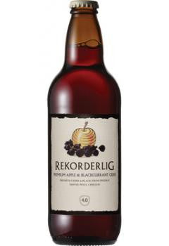 REKORDERLIG APPLE & BLACKCURRANT 500ML