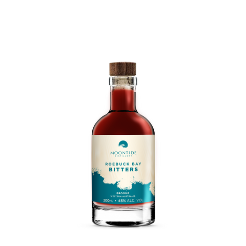 Moontide Distillery Roebuck Bay Bitters 200ml