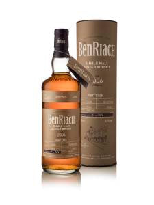 Benriach Batch 15 2006, 11yo, Cask #2406,58.7% Port pipe