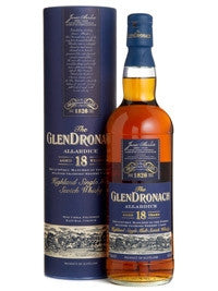 GLENDRONACH ALLARDICE 18 YO HIGHLAND SINGLE MALT
