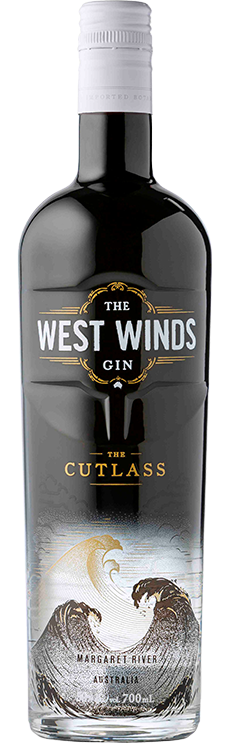 THE WEST WINDS GIN THE CUTLASS