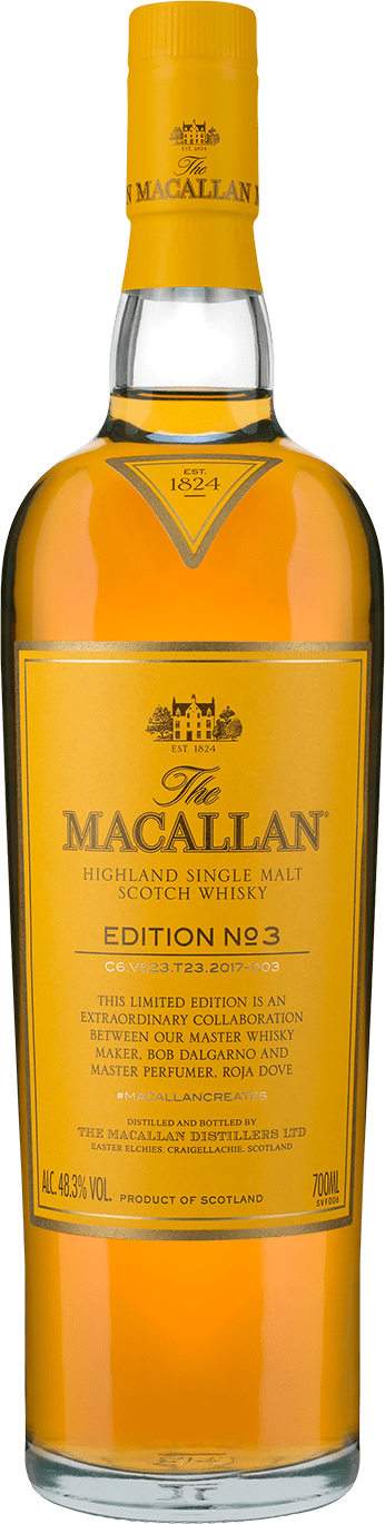 The Macallan Edition No. 3