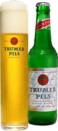 TRUMER PILS BEER 330ML X 6