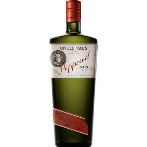 UNCLE VAL'S PEPPERED GIN 750ML