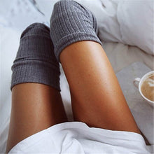 "Load image into Gallery viewer, ""Breakfast and Chill"" Stockings"