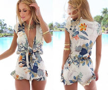 "Load image into Gallery viewer, ""Poolside"" Jumpsuit"