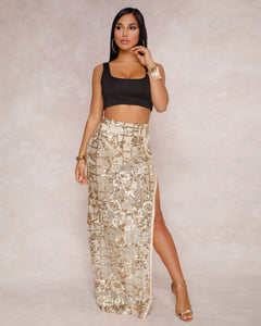 """Babylon"" Skirt"