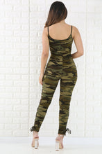 "Load image into Gallery viewer, ""Camo Chic"" Jumpsuit"