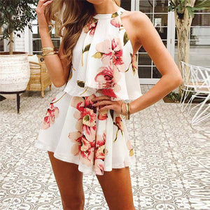 """Flower Power"" Two Piece Set"