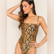 "Load image into Gallery viewer, ""Slither"" Bodysuit"