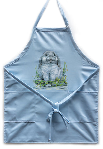 Flop Eared Rabbit Apron