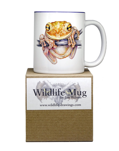 Sample mug with gift box
