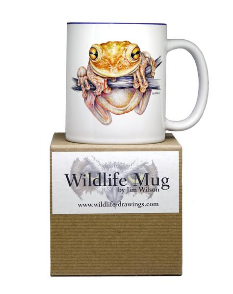 * Wildlife Art Mug