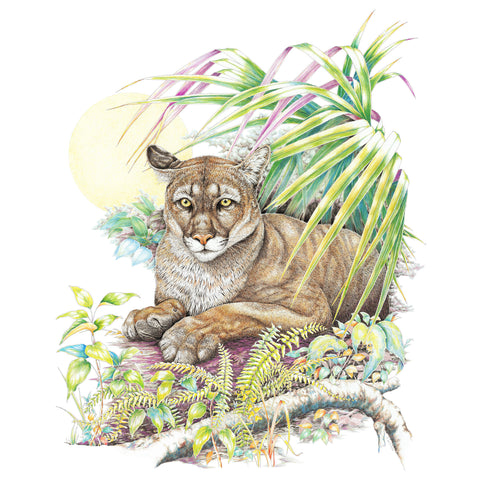 Panther Wildlife T-shirt