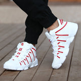New 2018 City Men Casual Shoes Brand Walking Breathable Footwear Shoes Male Designer Lace Up Flats Men
