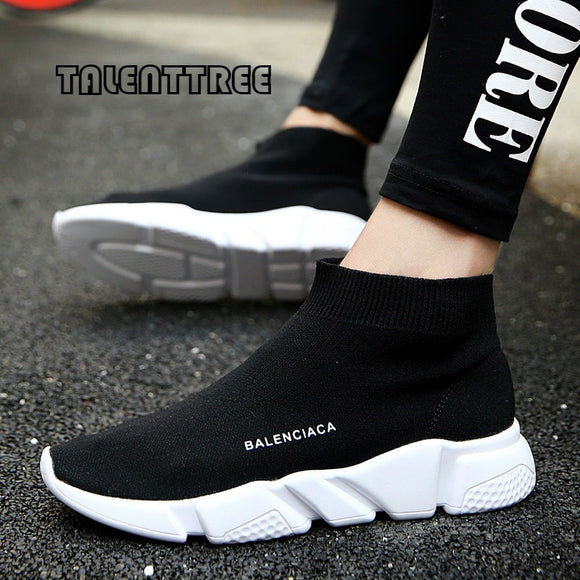 Plus size 35-45 popular young women boots fashion breathable spring and summer Brand Sneaker Comfortable light casual shoes