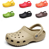 RYAMAG Slip On Casual Garden Clogs Waterproof Shoes Women Classic Nursing Clogs Hospital Women Work Medical Sandals