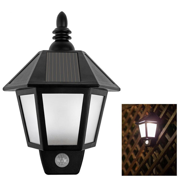 Waterproof Solar Light Hexagonal LED Light