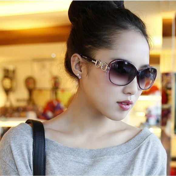 Sunglasses Oversized Women's 1pc Retro