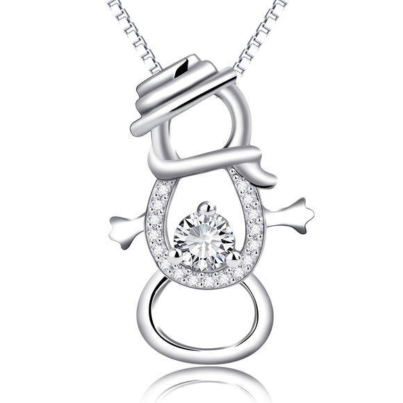 925 sterling silver creative jewelry pendant necklace ladies jewelry manufacturers