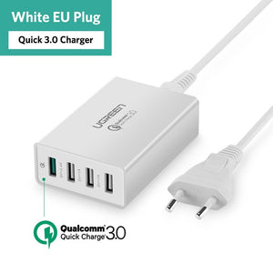 Ugreen 34W USB Fast Mobile Phone Charger