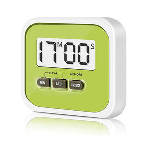 LCD  Electronic Kitchen Cooking Timer Watch