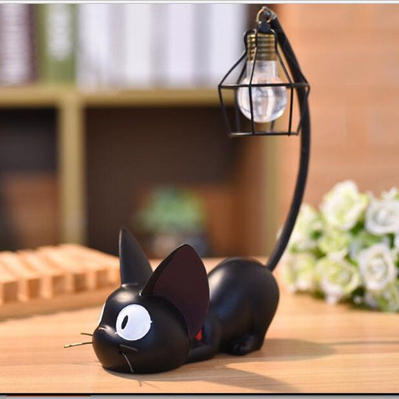 Mini Home Decor Ornament Black Cat