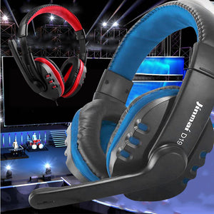 Pro Skype Gaming Stereo Headphones