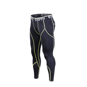 Men's Running Sport Leggings For Gym